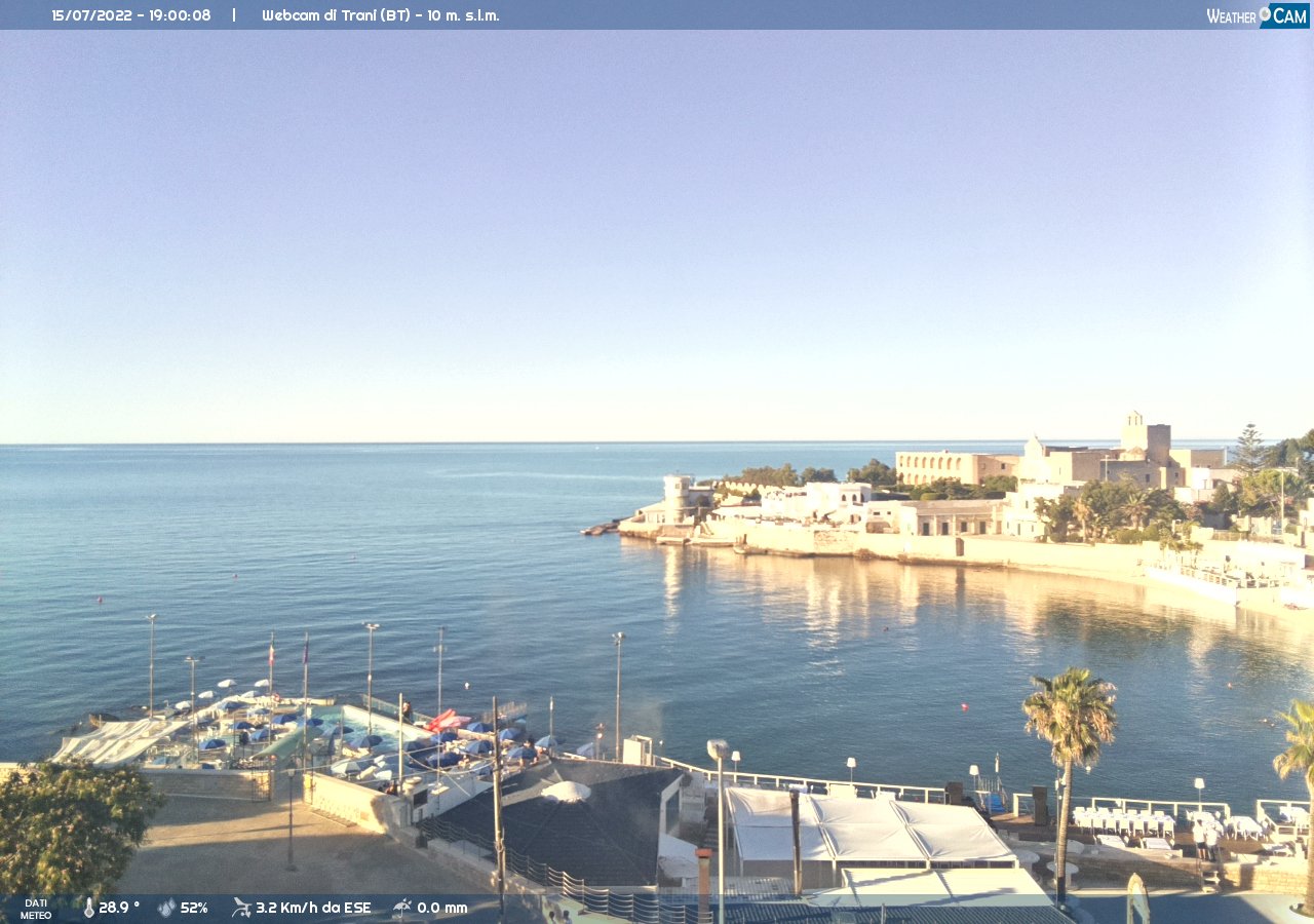 webcam Trani (BT)